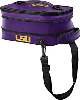 NCAA LSU Tigers 2014 Expandable Lunchbox, One Size, Yellow
