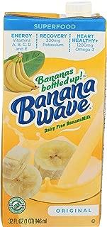 Banana Wave, Banana Milk, 32 Fl Oz