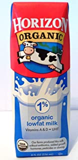 Horizon Organic, Milk Low Fat Organic, 8 Fl Oz