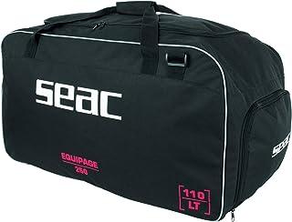 سيك أكويبج 250، حقيبة من القماش الخشن مع مقصورة مقاومة للماء لمعدات الغوص وجيب الزوايا، 75x40x35 سم