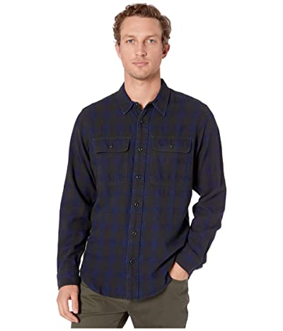 Filson Scout Shirt (Black/Indigo Plaid) Men