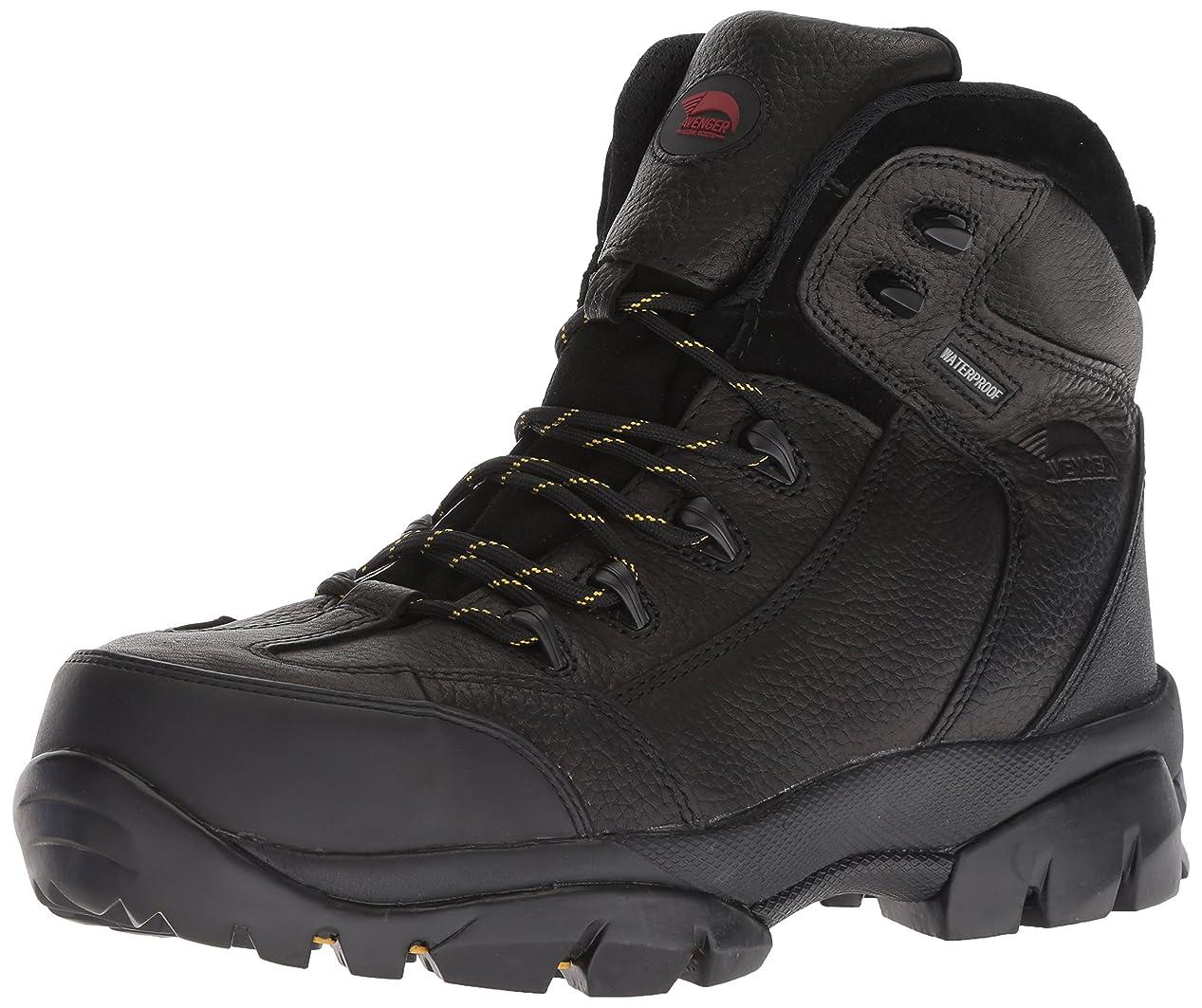 市の花犯罪記念碑[Avenger Safety Footwear] メンズ