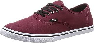 Vans Enterprises Womens Unisex-Adult Authentic Red Size: 10 Women/8.5 Men