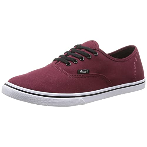 01420ba332bd Burgundy Vans  Amazon.com
