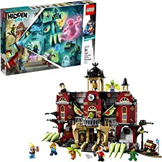 LEGO Hidden Side Newbury Haunted High School 70425 Building Kit, School Playset for 9+ Year Old Boys and Girls, Interactive Augmented Reality Playset, New 2019 (1,474 Pieces)