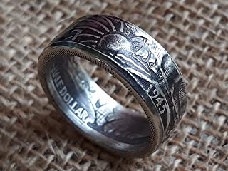 Best silver half dollar coin ring Reviews