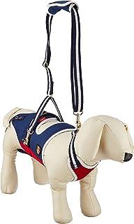 With(ウィズ) 歩行補助ハーネス LaLaWalk 小型犬・ダックス用 ロイヤルスクール M サイズ