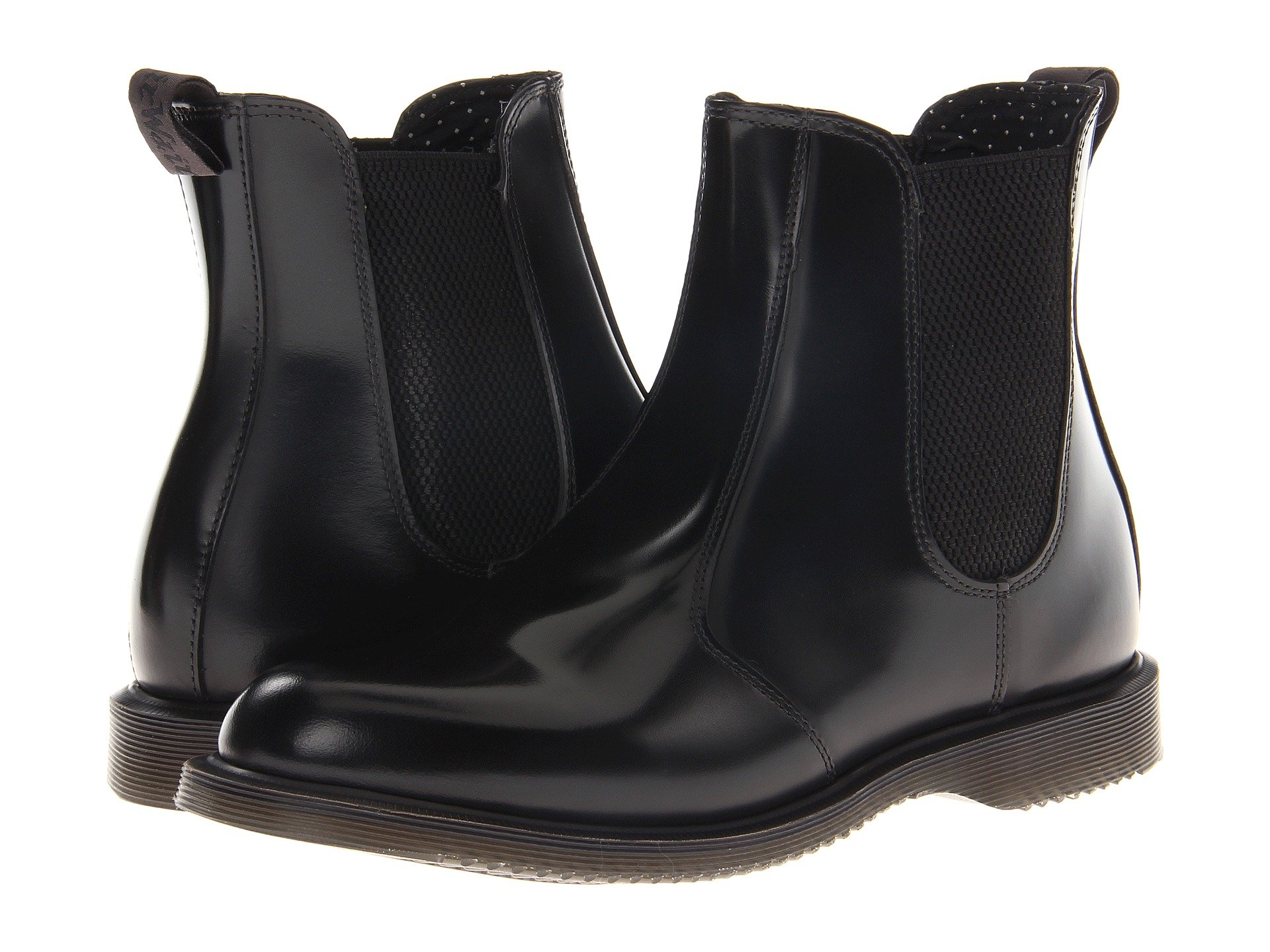 Dr Martens Flora Chelsea Boot At Zappos Com