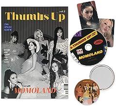 MOMOLAND 2nd Single Album - [ THUMBS UP ] CD + Photobook + Photocards + FREE GIFT / K-pop Sealed