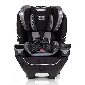 Evenflo EveryFit 4-in-1 Convertible Car Seat: image