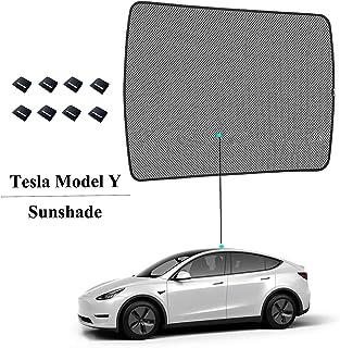 TAUTO Tesla Model YSunshadeRoof Sunroof Shade Accessories 2021 2020