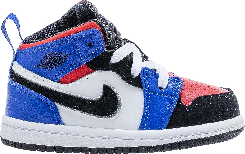 Nike Air Jordan 1 Mid Chaussures de basket-ball pour homme ...