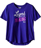 Under Armour Kids - Legend In The Making Short Sleeve Tee (Big Kids)