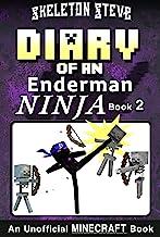 Diary of a Minecraft Enderman Ninja - Book 2: Unofficial Minecraft Books for Kids, Teens, & Nerds - Adventure Fan Fiction ...