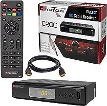 HB-DIGITAL Set: Kabel Receiver Kabelreceiver – DVB-C HB-DIGITAL Set: Opticum HD..