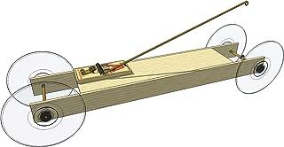 DOC FIZZIX Basic Mousetrap Car Kit