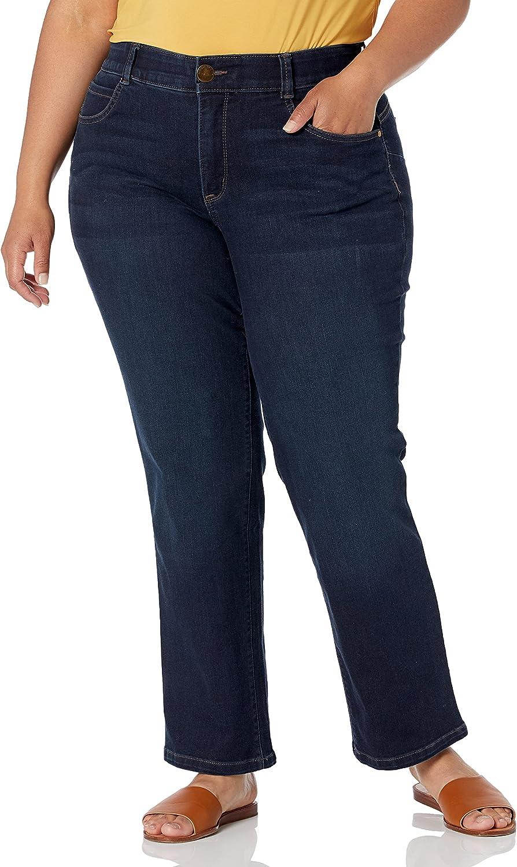 Vintage America Blues Max 63% OFF Women's F'ab Body Straight Deni Leg New Free Shipping Sculpt