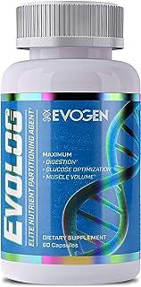 Evogen Evolog, Advanced Nutrient Partioning Agent, Glucevia Fraxinus Angustifolia Extract, GlucoVantage Dihydroberberine, ...