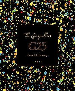 【Amazon.co.jp限定】G25 -Beautiful Harmony- (初回生産限定盤) (メガジャケ(通常盤絵柄)付)...