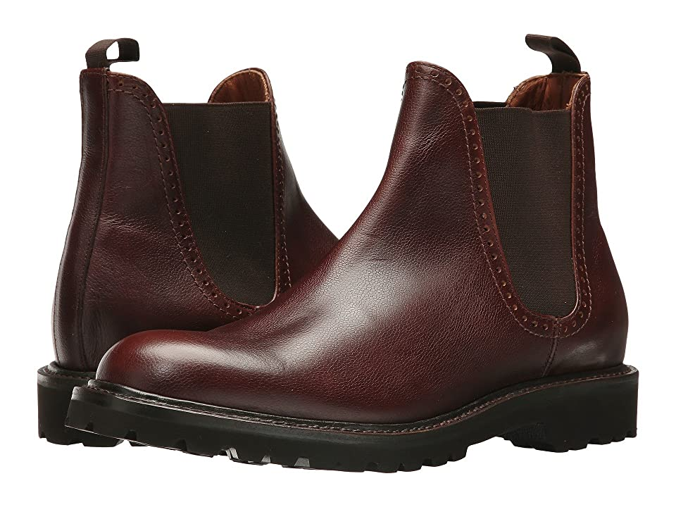 Wolverine Heritage Cromwell Boot (Tan Leather) Men