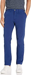 Tommy Hilfiger Men`s Stretch Chino Pants in Custom Fit