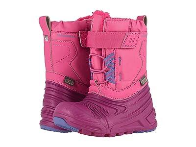 Merrell Kids Snow Quest Lite 2.0 Jr Waterproof (Toddler) (Pink) Girls Shoes