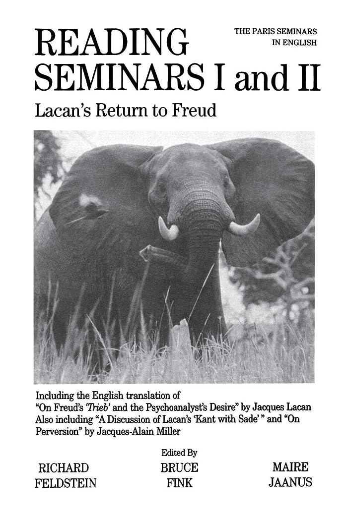 分注する回転するまさにReading Seminars I and II: Lacan's Return to Freud (Suny Series in Psychoanalysis and Culture)