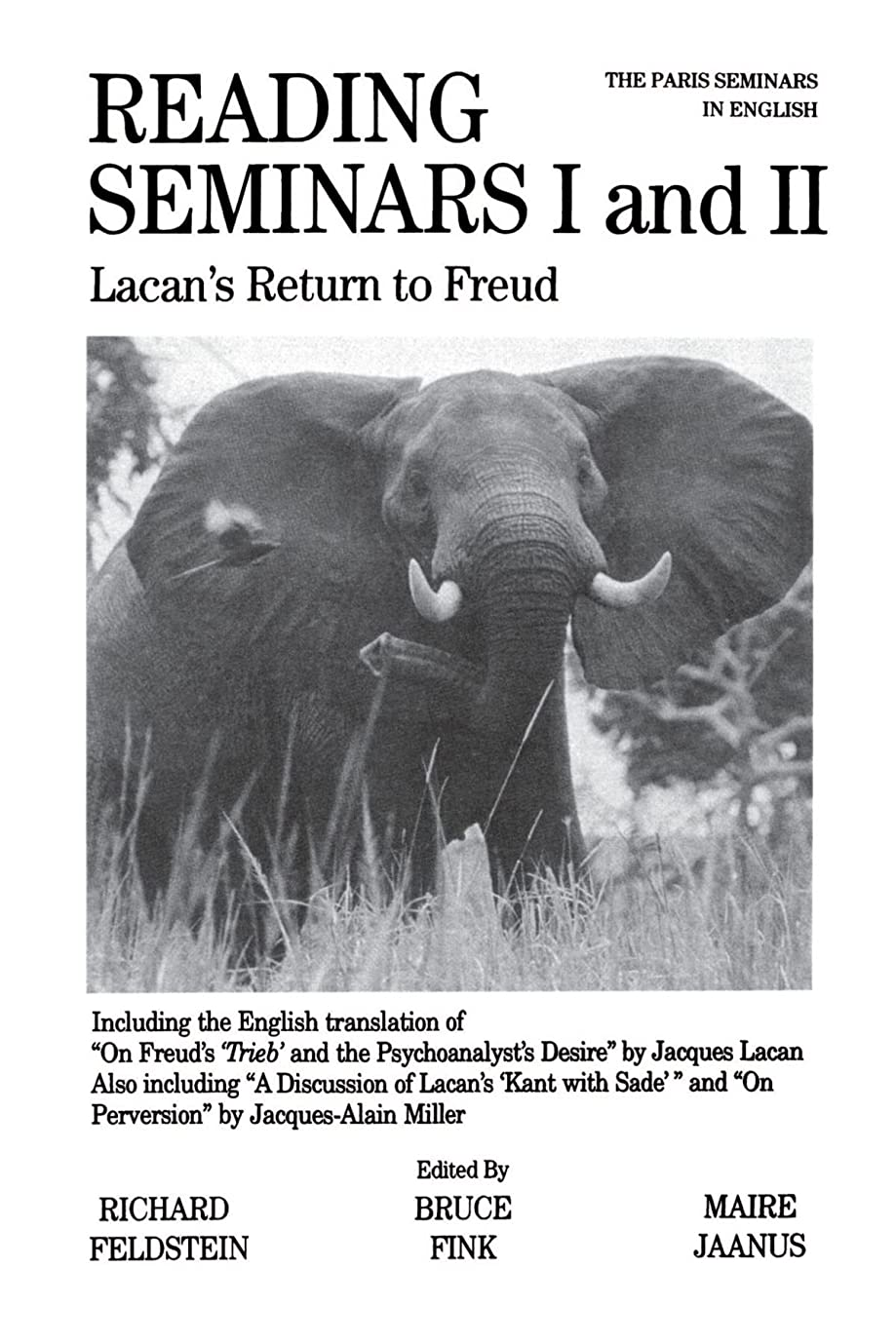 ライター対話問い合わせReading Seminars I and II: Lacan's Return to Freud (Suny Series in Psychoanalysis and Culture)