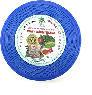 Spring Roll/Egg Roll Wrapper Tray (12pcs)