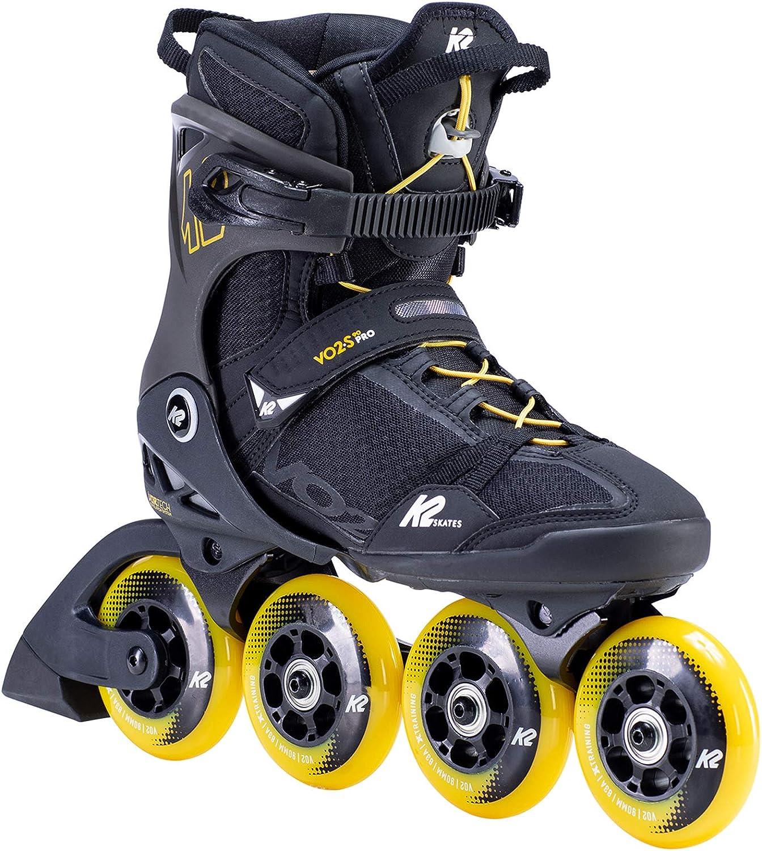 K2 VO2 S 今季も再入荷 90 Pro Skates Inline Mens Seasonal Wrap入荷