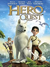 a quest of heroes movie