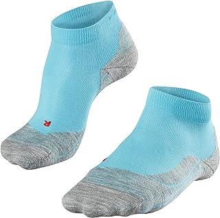 FALKE Damen RU4 Short Laufsocken - Baumwollmischung, 1 Paar, Versch. Farben, Größe 35-42 - Mit mittelstarker Polsterung, feuchtigkeitsregulierend, schnellste Rücktrocknung, dämpfende Wirkung