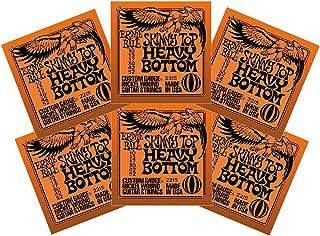 Ernie Ball 2215 Skinny Top Heavy Bottom (6-pack)