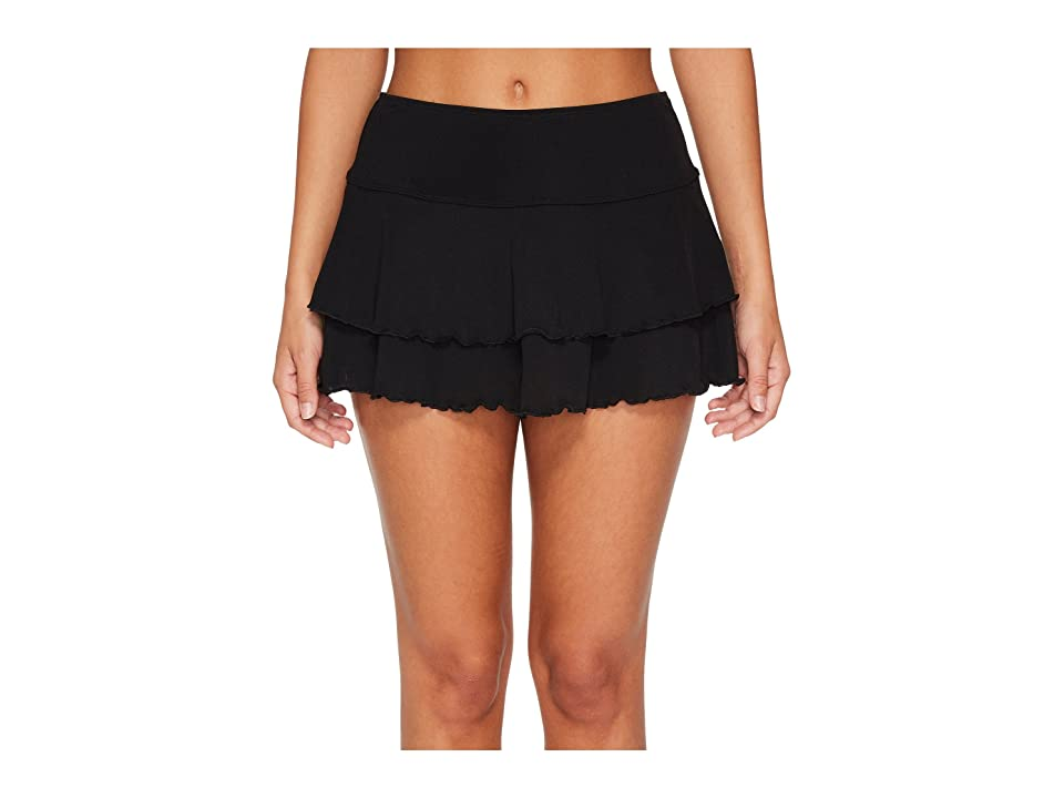 Body Glove Smoothies Lambada Skirt (Black) Women