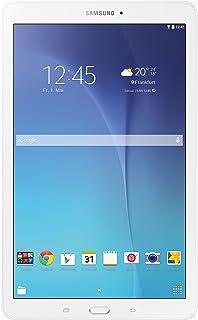 Samsung Galaxy Tab E SM-T560 8GB Color Blanco - Tableta de tamaño Completo, Pizarra, Android