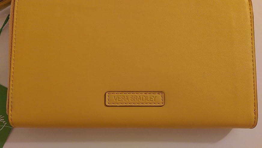 発明するツインスタイルヴェラブラッドリーAccordion Wallet in maize