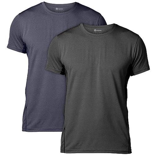 40a2f79967443 LAPASA Men s Sports T-Shirts - Quick Dry - Anti-Bacterial   Odour Technology