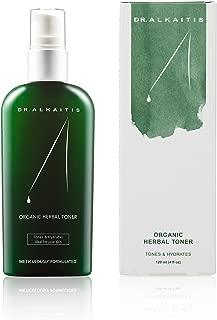 DR. ALKAITIS Organic Herbal Toner, 4 fl. oz.
