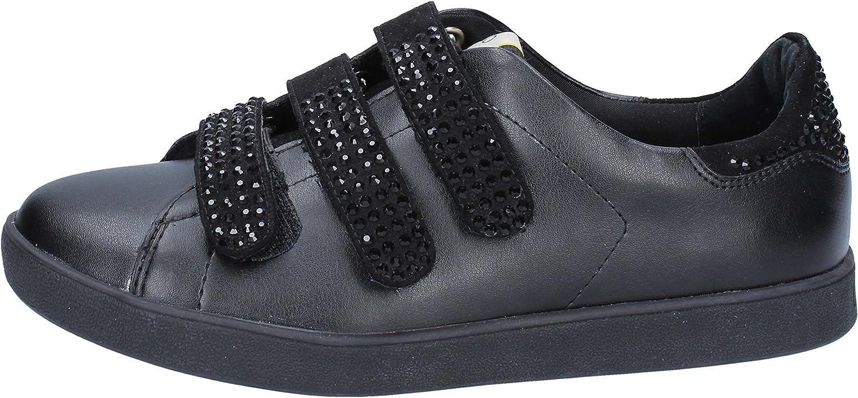 Liu Jo Fashion-Sneakers Womens Leather Black