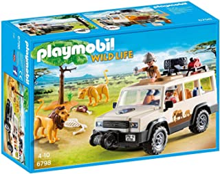 PLAYMOBIL® Safari Truck with Lions