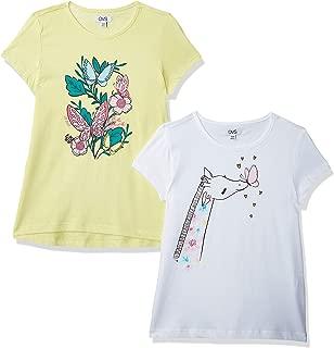 OVS Girl's 191TSH061B-230 T-Shirt