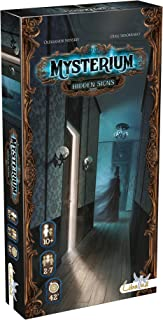 Asmodee 28323 Mysterium Hidden Signs Card Game