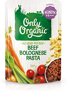 Only Organic Bolognese Pasta, Beef ,220g