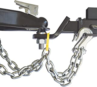 GR innovations llc Safety Chain Hanger Class 5 | Chain Saver | Trailer Towing Hitch