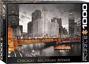 EuroGraphics Chicago Michigan Avenue Puzzle (1000-Piece)