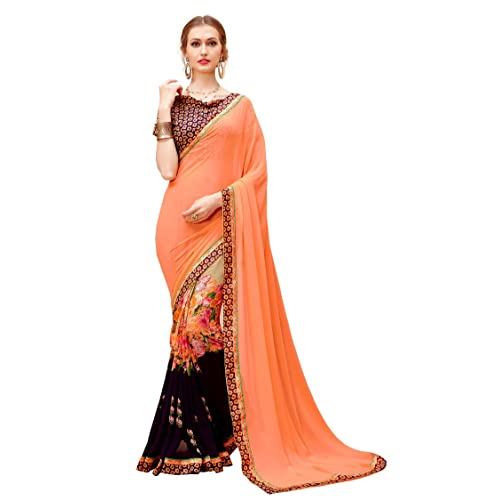 b2f194ed9d Beautiful Georgette Sarees: Buy Beautiful Georgette Sarees Online at ...
