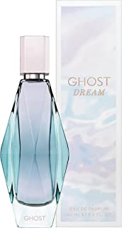 Ghost Dream Eau de Parfum - Captivating, Feminine and Delicate Fragrance for Women - Floral Oriental Scent with Notes of Rose, Violet and Musk - Fall into the Dream - 3.4 oz Spray