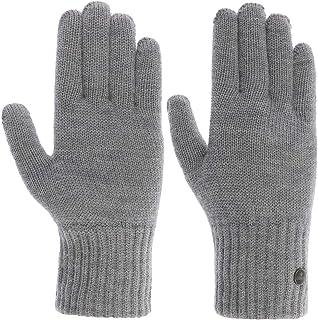 Lierys Guanti da Donna Merino - Made in Italy a dita lana autunno/inverno