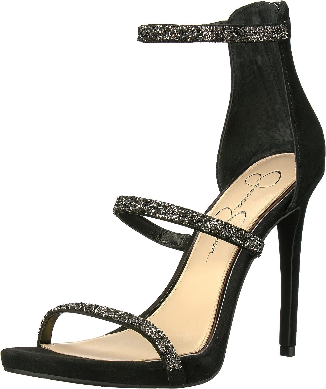 Jessica Simpson Women's Rennia Heeled Sandal
