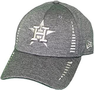 New Era Houston Astros 9Forty MLB Graphite Shadow Speed Adjustable Hat